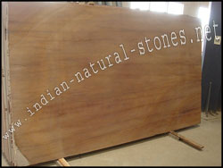 desert brown quartzite slabs from india
