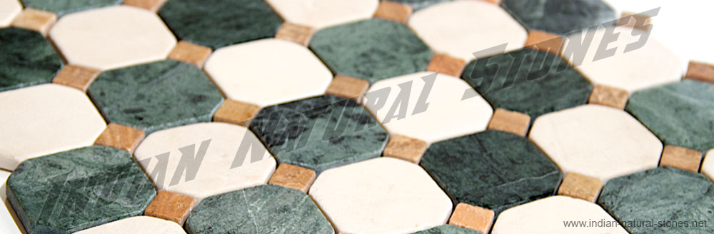 Stone Mosaic Tiles Mosaic Floor Tiles Natural Stone Mosaic Tiles