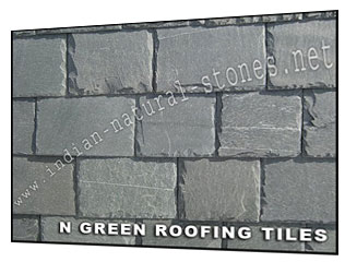 n green roofing tiles