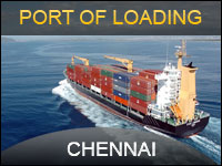 prort of loading in india