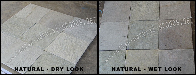 shimla white quartzite tiles india