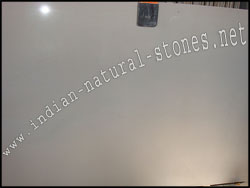 silver grey quartzite slabs from india