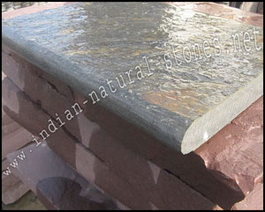 slate pool coping