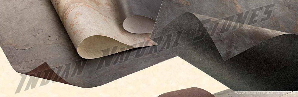Slate Veneer India Natural Slate Veneer From India Thin