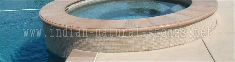 swimming pool surround stone suppliers